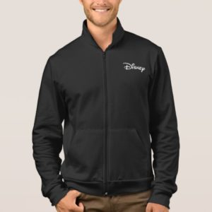 Disney White Logo Jacket