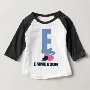 E is for Eeyore | Add Your Name Baby T-Shirt