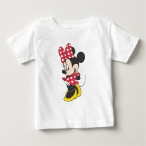 Red Minnie | Cute Baby T-Shirt