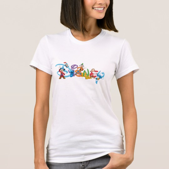 Disney Logo | Mickey and Friends T-Shirt