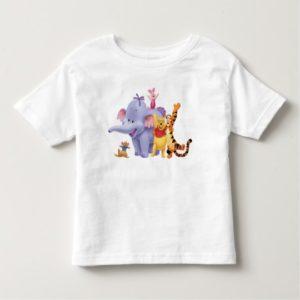 Pooh & Friends 4 Toddler T-shirt