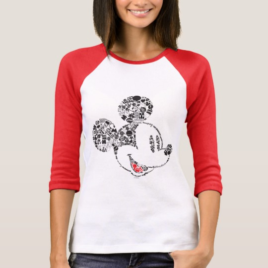 Trendy Mickey   Icons & Phrases T-Shirt