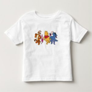 Winnie the Pooh Crew Toddler T-shirt