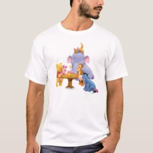 Pooh & Friends Birthday T-Shirt