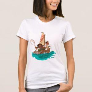 Moana | Set Your Own Course T-Shirt