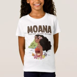 Moana   Adventurer, Voyager, Wayfinder T-Shirt