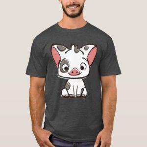 Moana   Pua The Pot Bellied Pig  T-Shirt