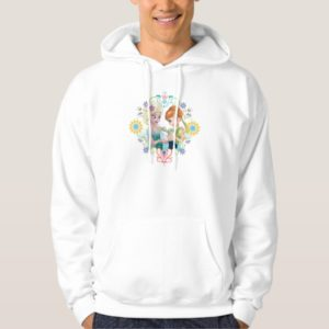 Anna and Elsa | Gift for Sister Hoodie