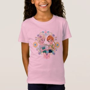 Anna and Elsa | Gift for Sister T-Shirt