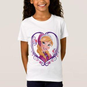 Anna   Radiant Heart T-Shirt