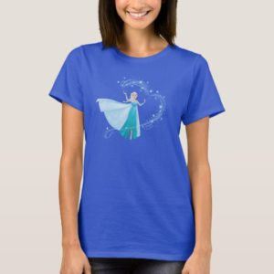 Elsa | Sparkling, Elegant Ice T-Shirt