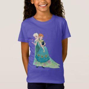 Anna and Elsa   My Sister Loves Me T-Shirt