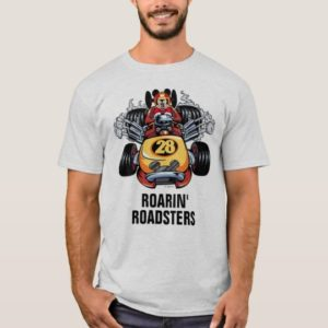 Mickey and the Roadster Racers   Mickey T-Shirt