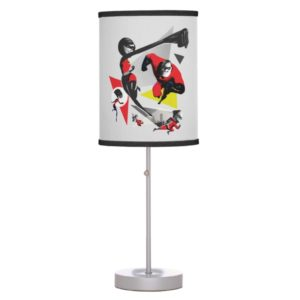 Incredibles 2 | Battling Villainy Desk Lamp