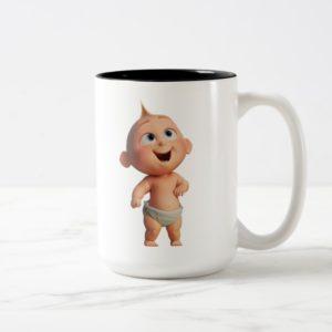 Incredibles 2 | Jack-Jack - Baby Super Freak Two-Tone Coffee Mug