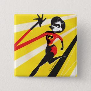 Incredibles 2 | Mrs. Incredible | Elastigirl Button