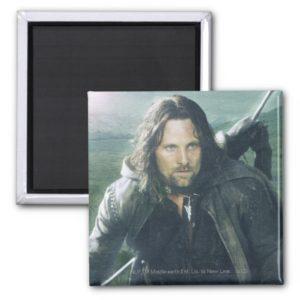 Intense Aragorn Magnet