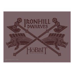 Ironhill Dwarves Movie Icon Postcard