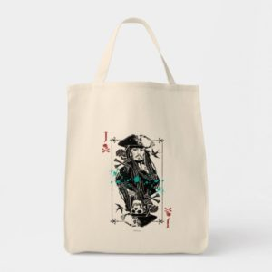 Jack Sparrow - A Wanted Man Tote Bag