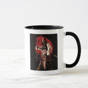 Jack Sparrow Poster Art Mug