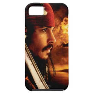 Jack Sparrow Side Face Shot Case-Mate iPhone Case
