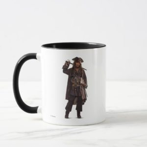 Jack Sparrow - Uncatchable Mug