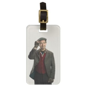 Jack the Lamplighter Bag Tag