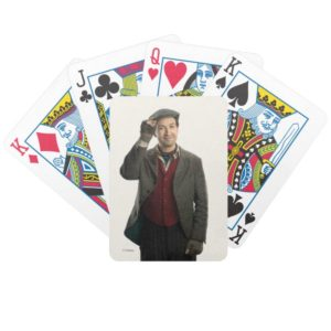 Jack the Lamplighter Bicycle Playing Cards