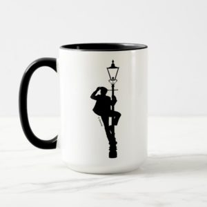 Jack the Lamplighter Silhouette Mug