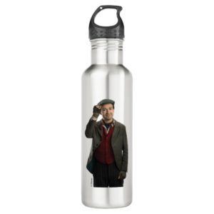Jack the Lamplighter Stainless Steel Water Bottle