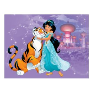 Jasmine | Besties Rule Postcard