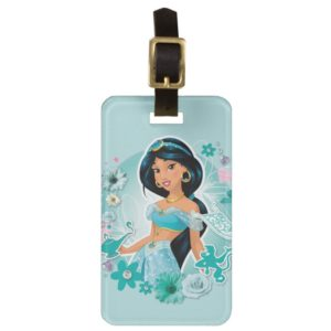 Jasmine - Princess Jasmine Luggage Tag