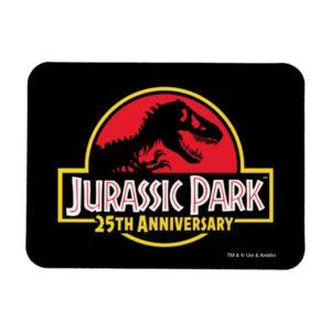 Jurassic Park 25th Anniversary Logo Magnet
