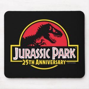 Jurassic Park 25th Anniversary Logo Mouse Pad