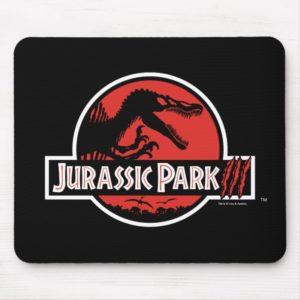 Jurassic Park III Logo Mouse Pad