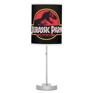 Jurassic Park Logo Desk Lamp