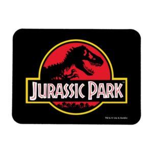 Jurassic Park Logo Magnet