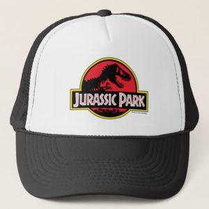 Jurassic Park Logo Trucker Hat