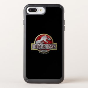 Jurassic Park | Metal Logo Speck iPhone Case