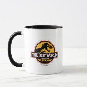 Jurassic Park The Lost World Logo Mug