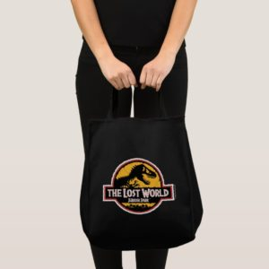 Jurassic Park The Lost World Logo Tote Bag