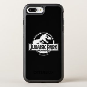 Jurassic Park | White Logo OtterBox iPhone Case