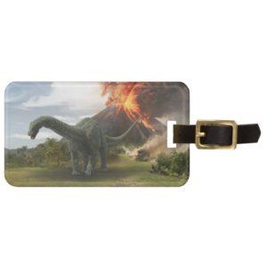 Jurassic World | Apatosaurus Bag Tag