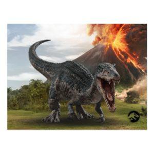 Jurassic World | Baryonyx Postcard