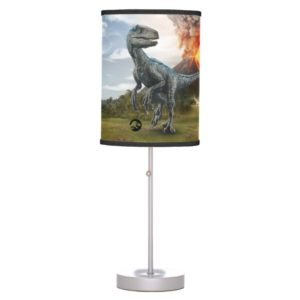 Jurassic World | Blue Desk Lamp