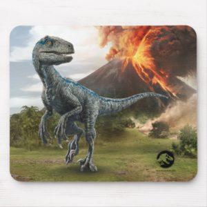 Jurassic World | Blue Mouse Pad