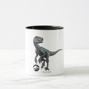 Jurassic World | Blue Mug