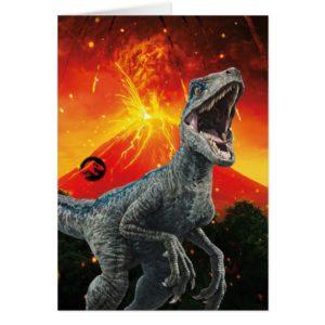 Jurassic World   Blue - Nature Unleashed