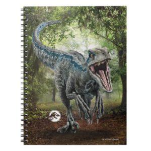 Jurassic World | Blue - Nature's Got Teeth Notebook