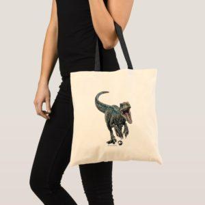 Jurassic World | Blue - Nature's Got Teeth Tote Bag
